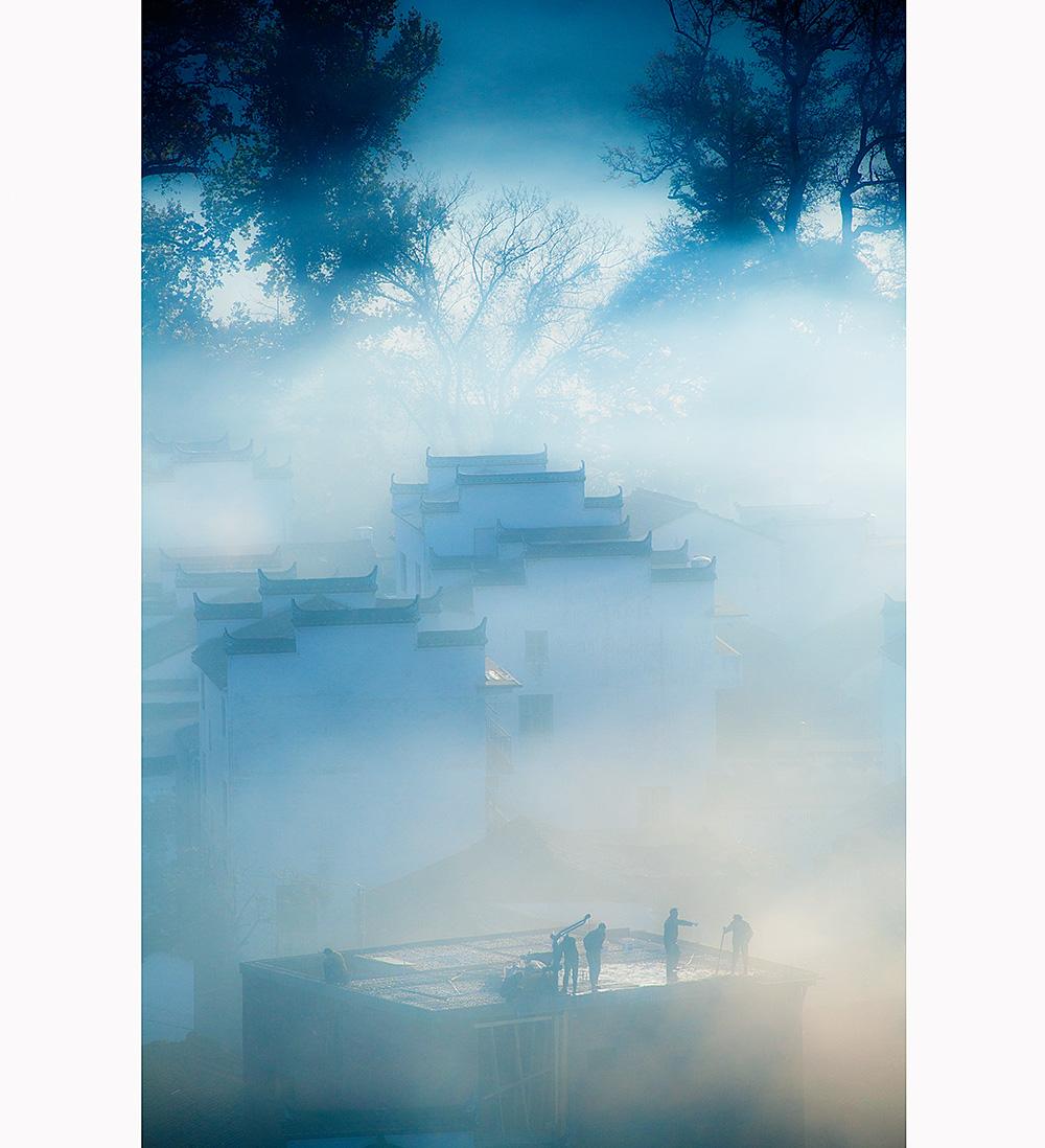 乱拍的家伙作品:石城之晨