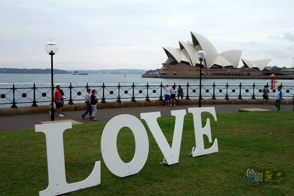 佳兔无敌作品:浪漫满悉尼
