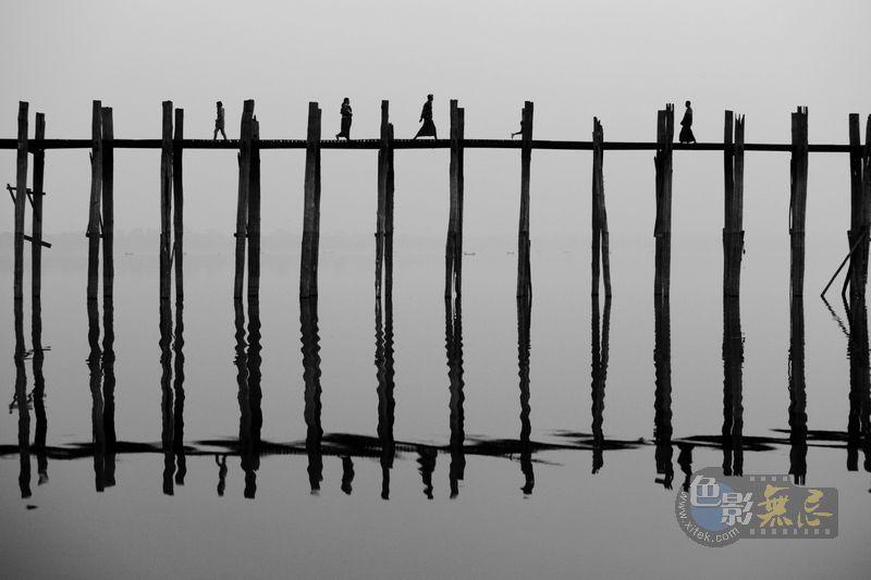 新安故里作品:乌本桥