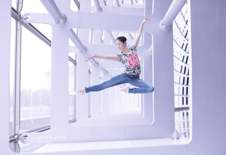 wchw作品:芭蕾舞者肖像