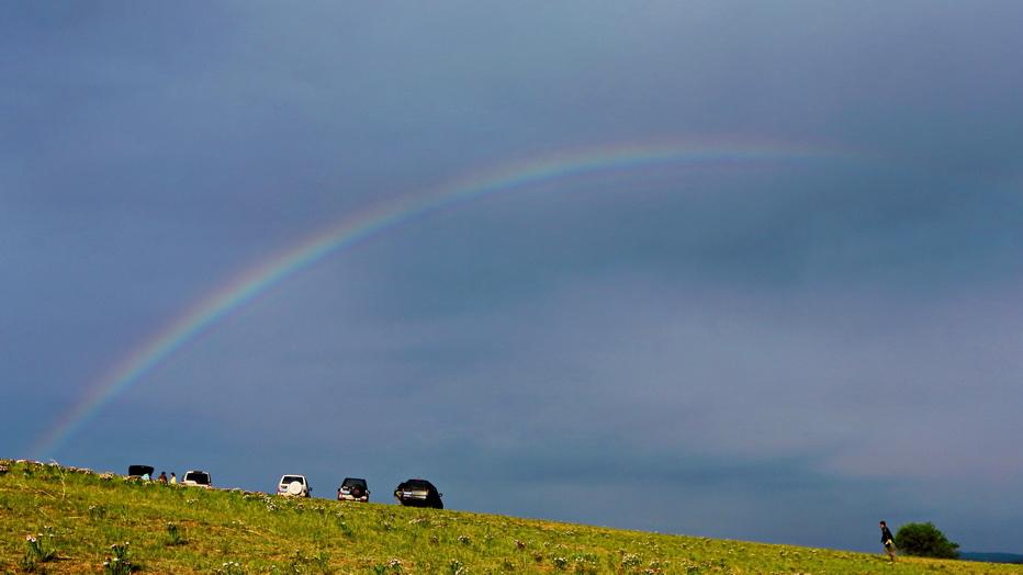 tiger8989作品:让我们去看彩虹