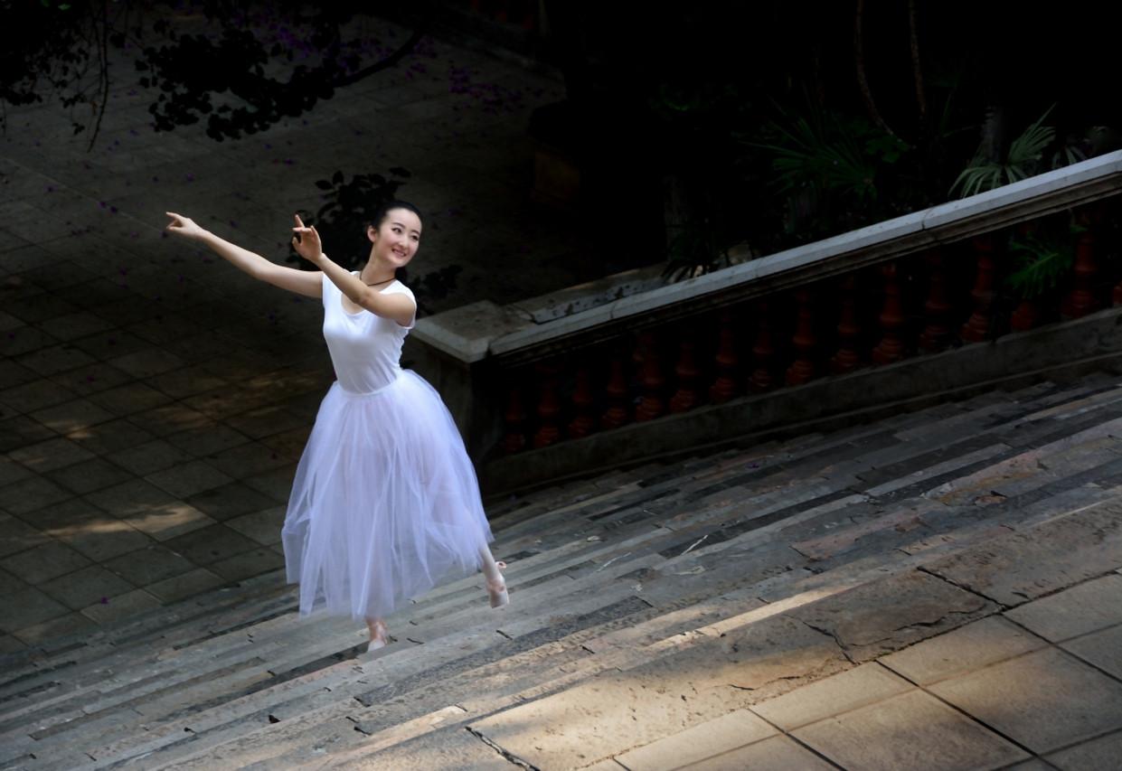 johnwq作品:美姿芭蕾 一