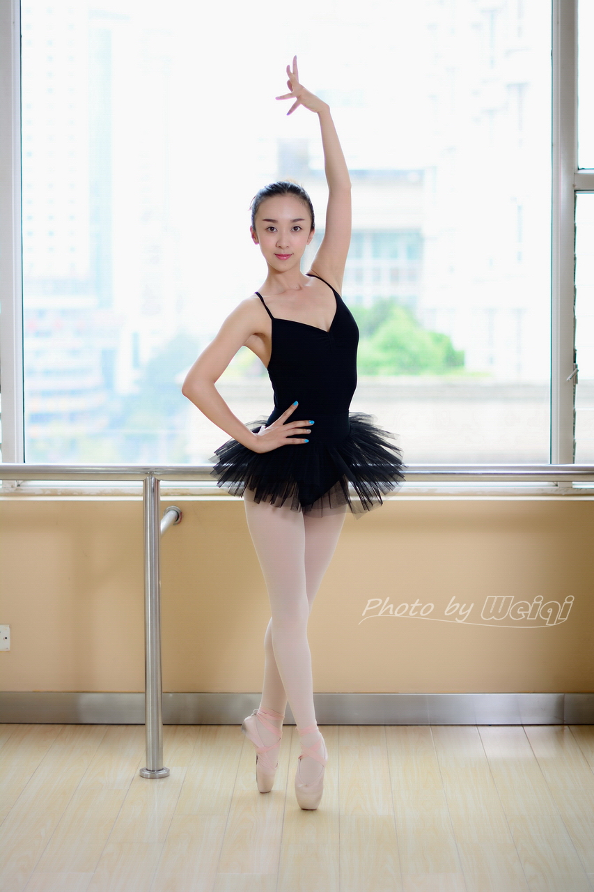 johnwq作品:美哉芭蕾