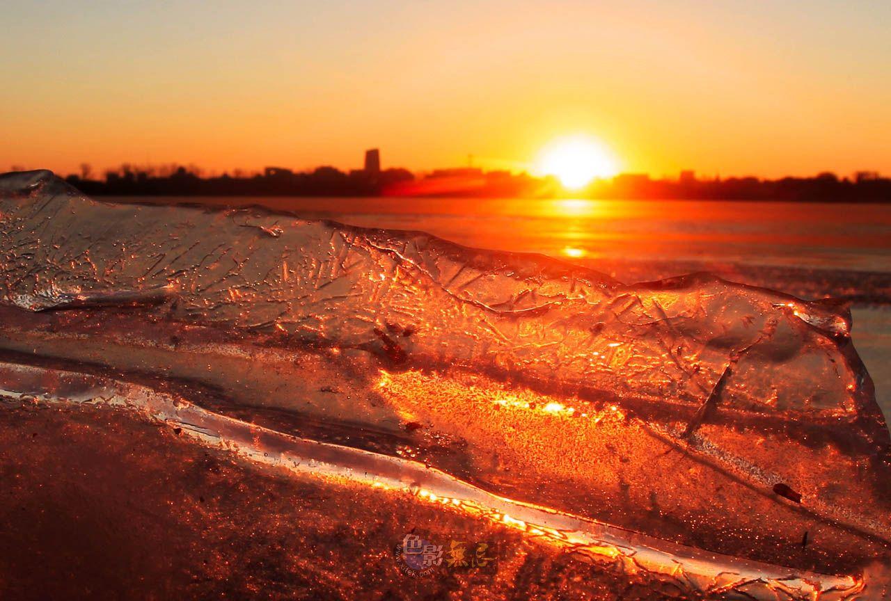 sunsaw作品:冰莹剔透