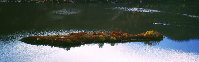 花果山作品:塞外仙岛