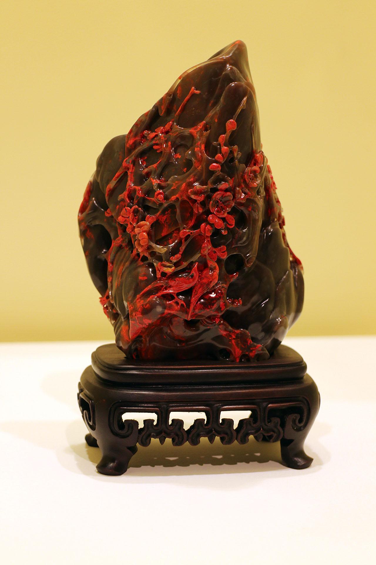 lantian作品:映山红