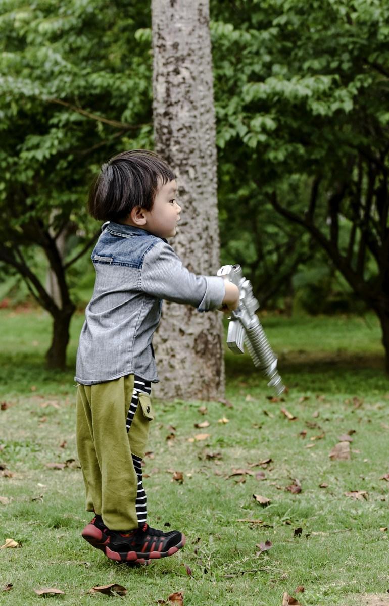 sensorweb摄影作品 中心公园亲子活动照