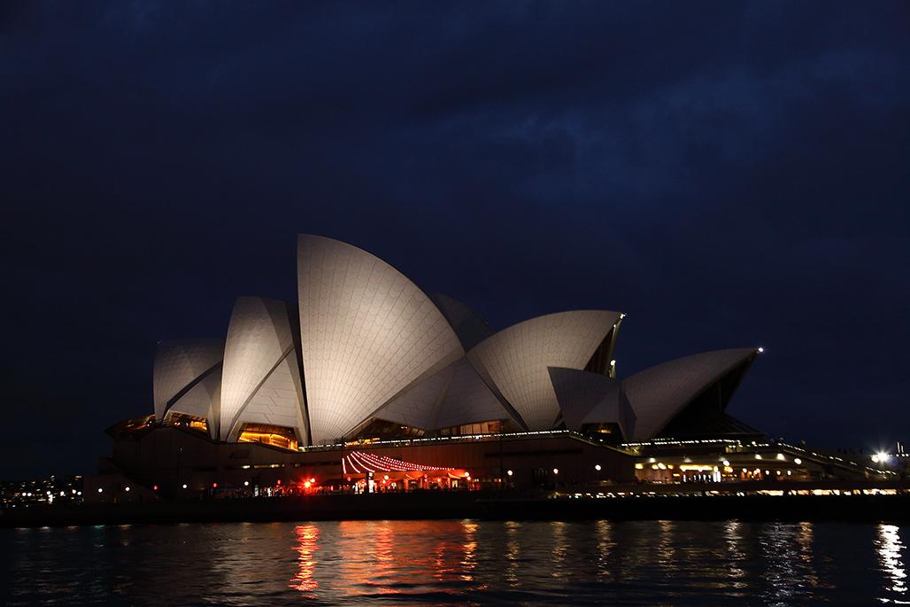 zhaoal作品:悉尼歌剧院