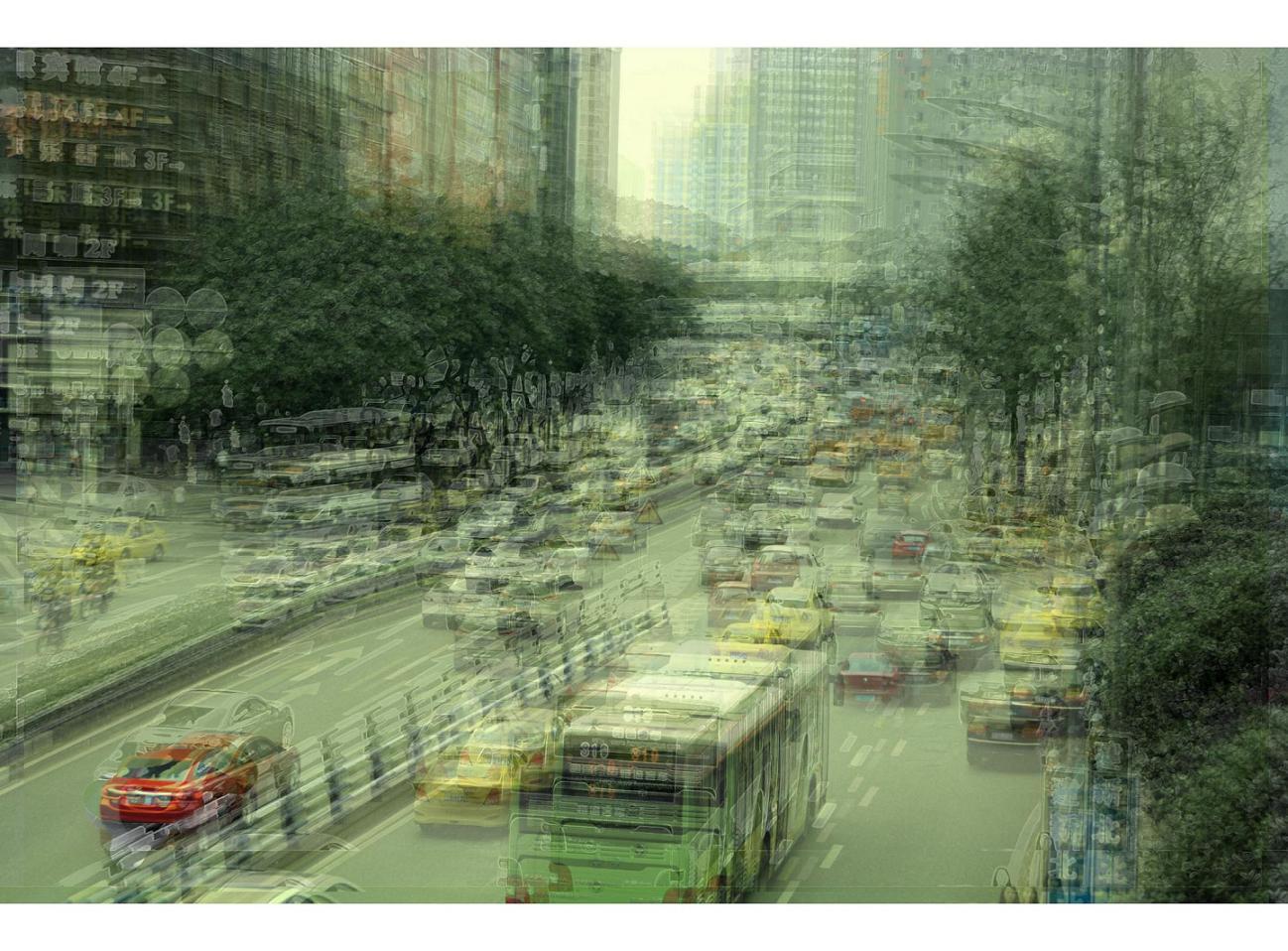 黑武器作品:我们的城市