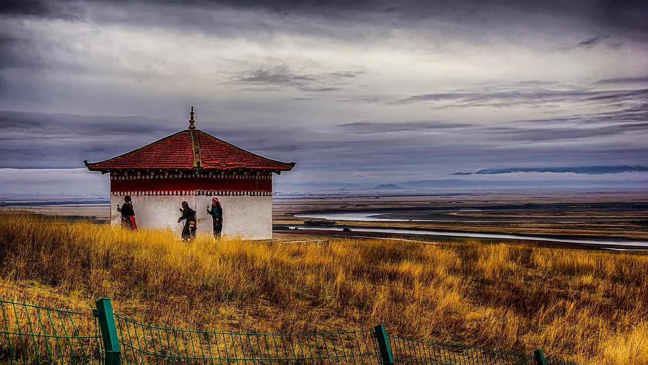 yuanpx作品:黄河十八弯的清晨