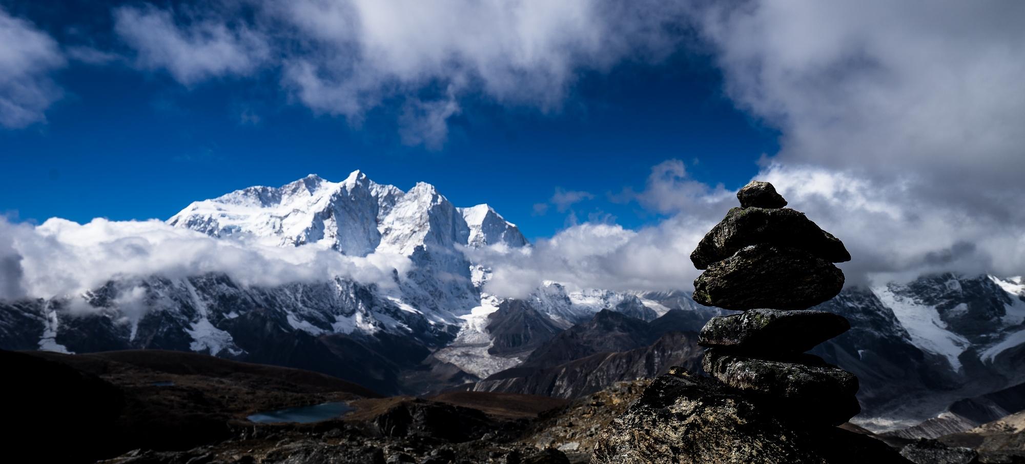 chen作品:西藏东坡