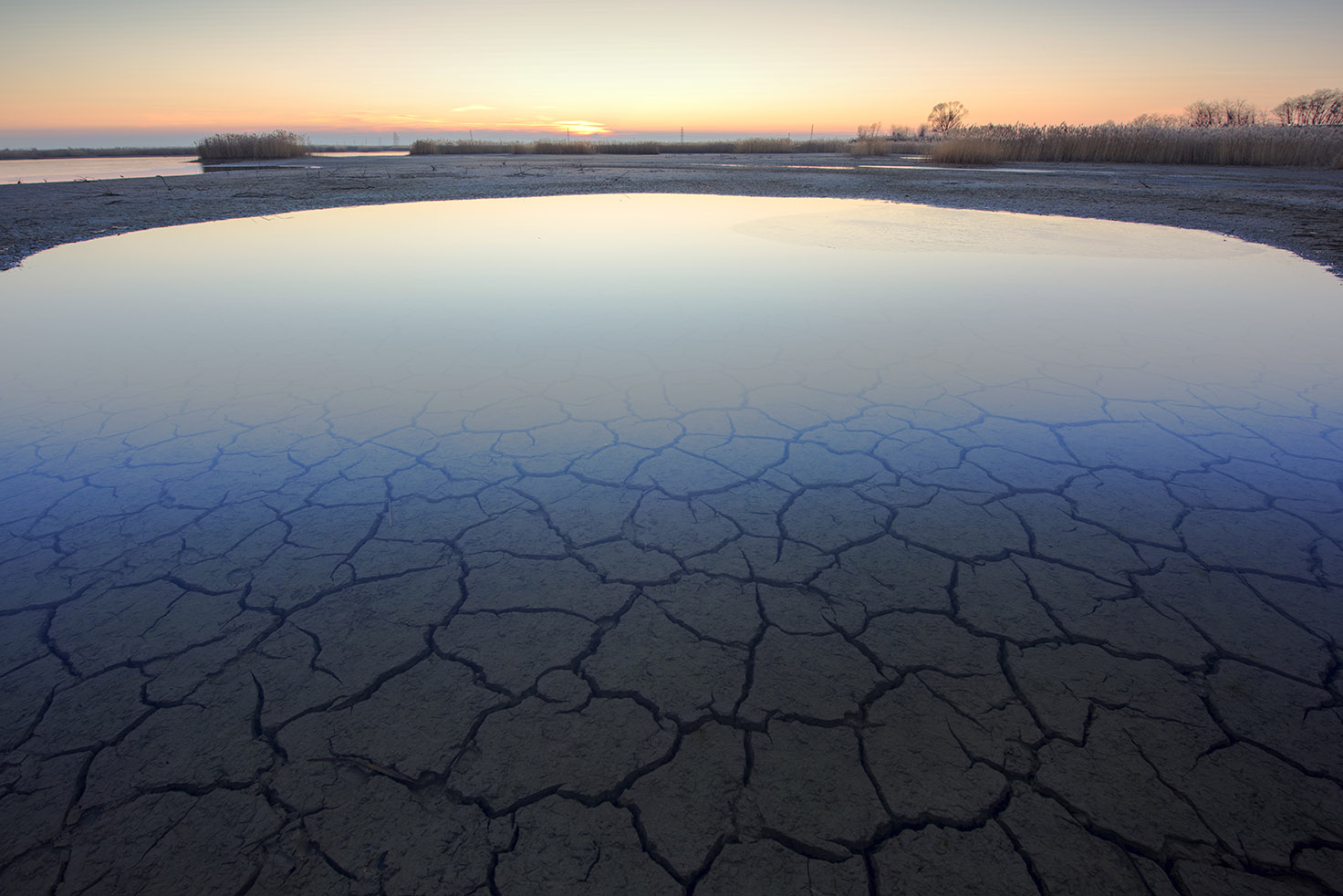 ljd668作品:旱与涝