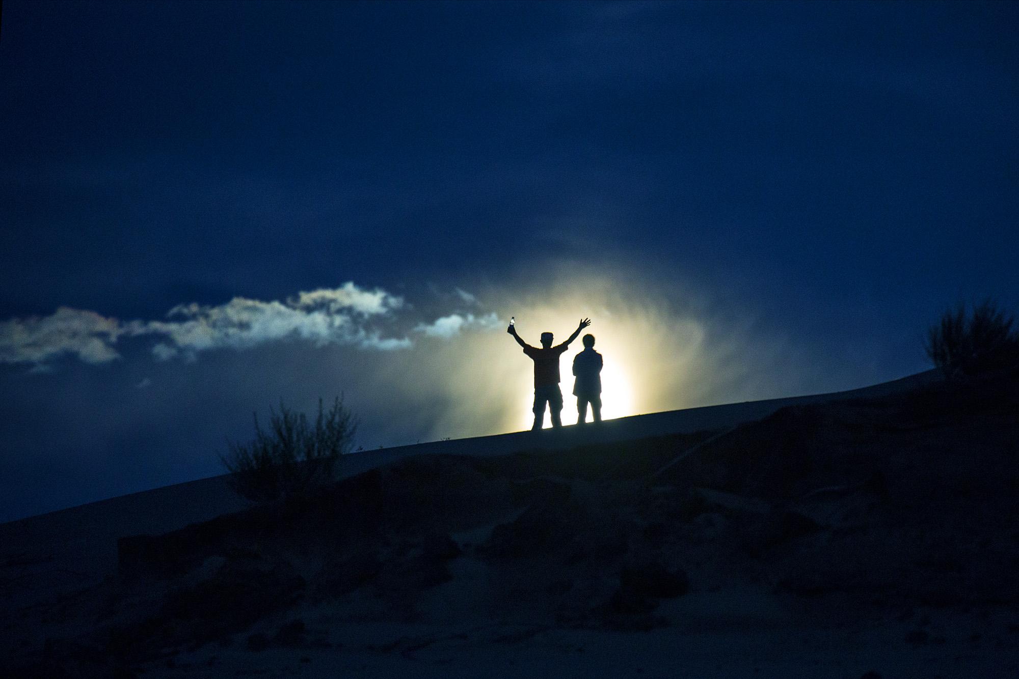 莹莹望月作品 莹莹望月摘星