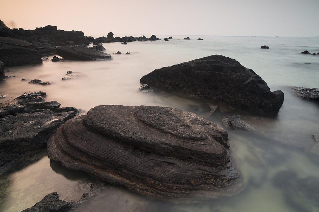 小老者作品:大海雕刻(组照)
