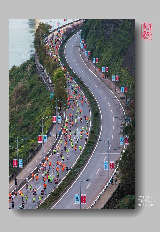 用圭作品:马拉松之路