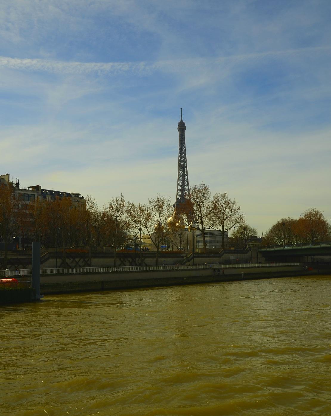 蓝桥摄影作品:塞纳河