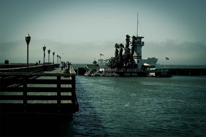 yujiachuan作品:旧金山渔人码头1