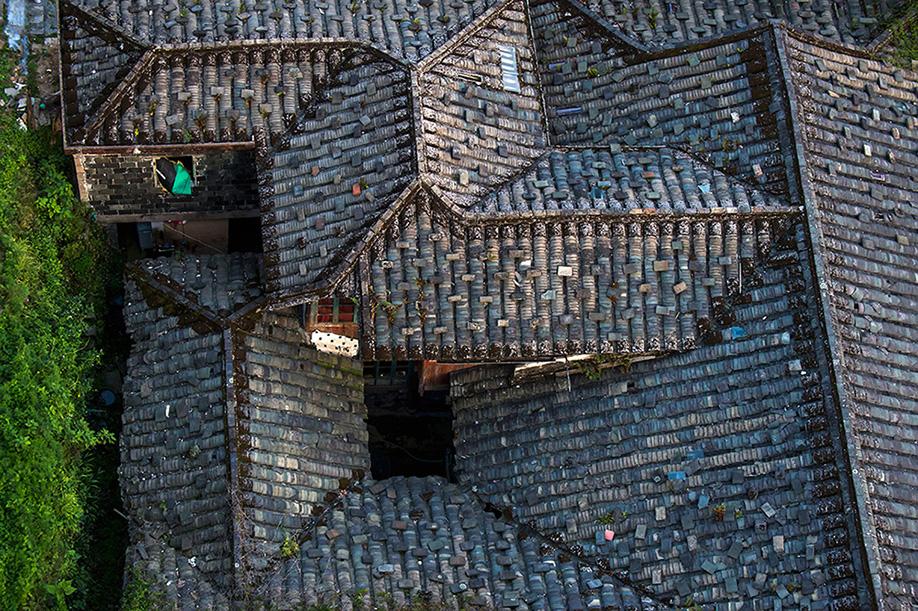liwong作品:民居
