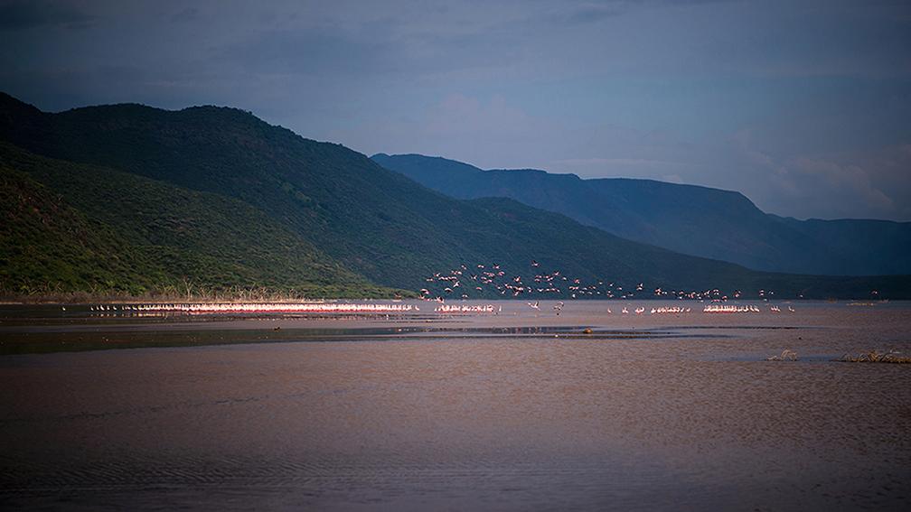 liwong作品:美丽的博格利亚湖