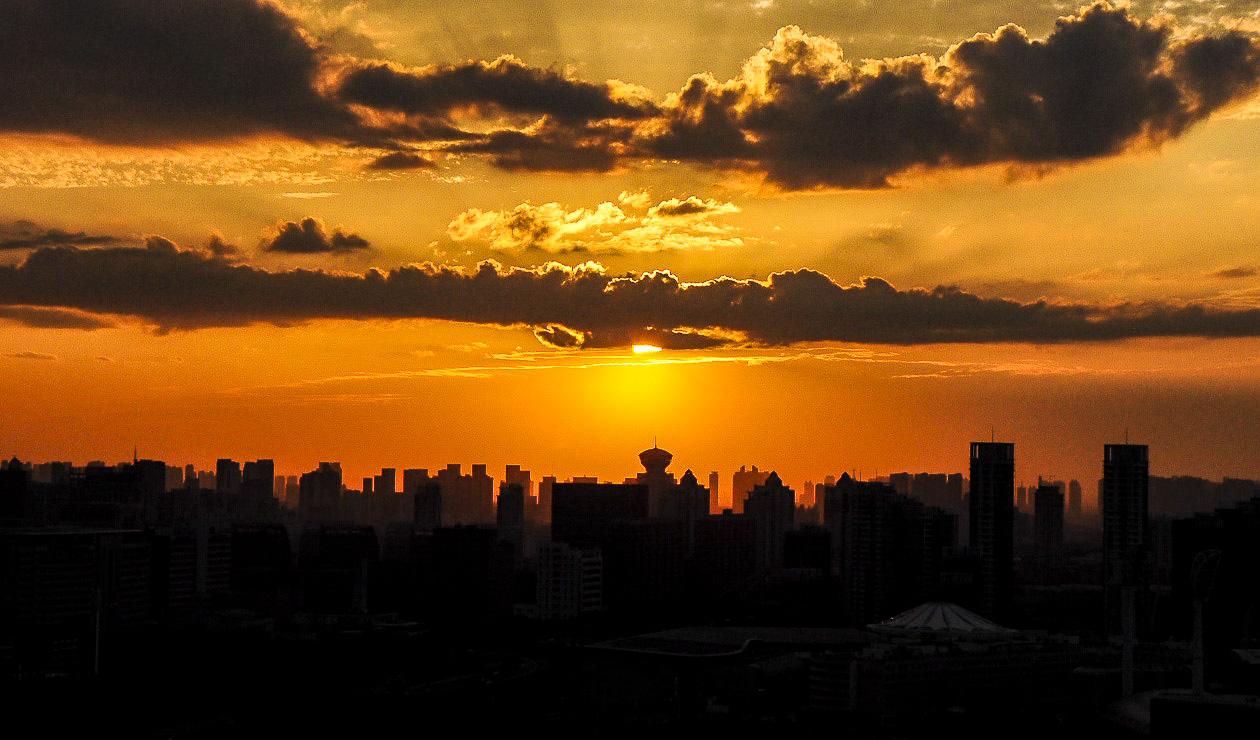 ¤神秘3¤作品:滨海夕阳
