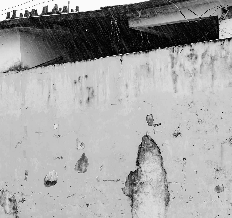 """海军山作品:""""壁""""无可避"""