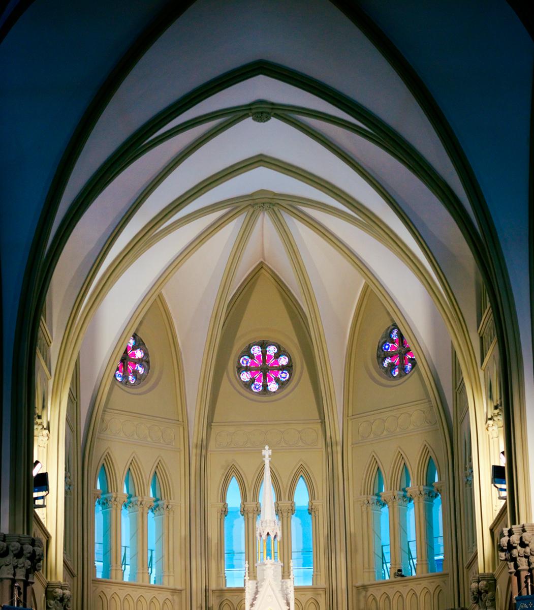xuliangshey作品:教堂影像