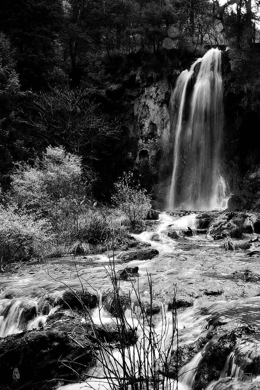 老张喜爱摄影作品:高山流水我会拍