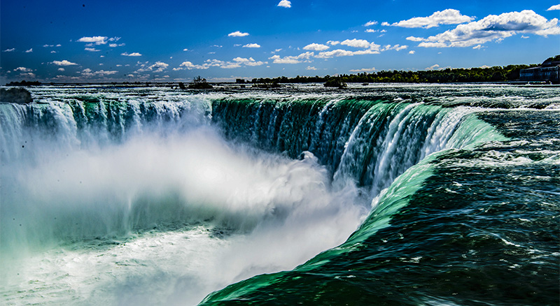 Jupter作品:尼亚加拉大瀑布