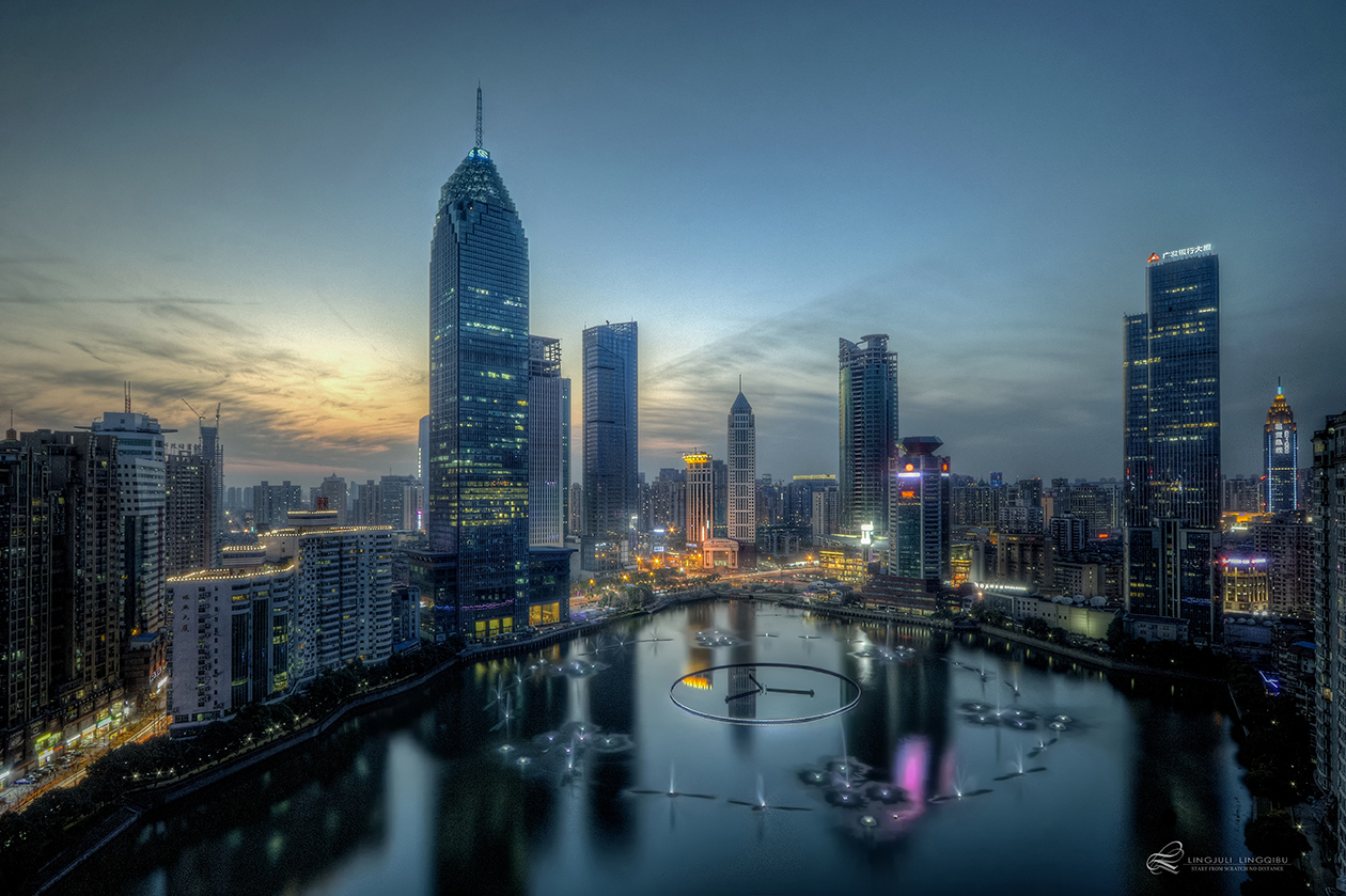 零距离-零起步作品:都市之夜