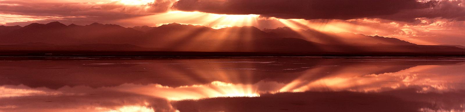 全影像作品:天空之镜-2