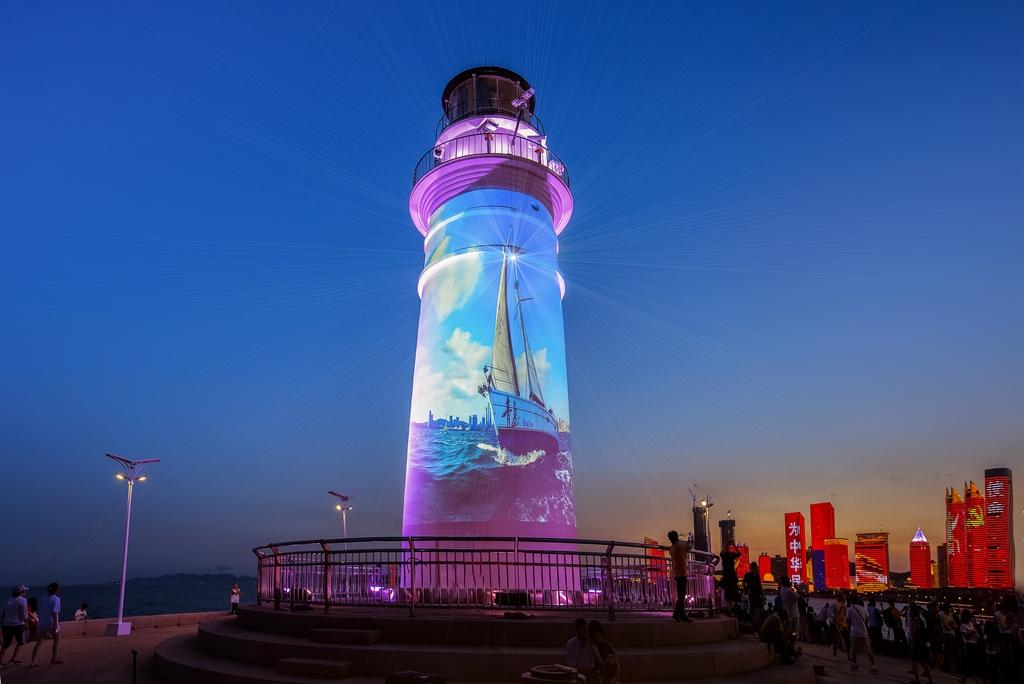 盛世太平2作品:灯塔