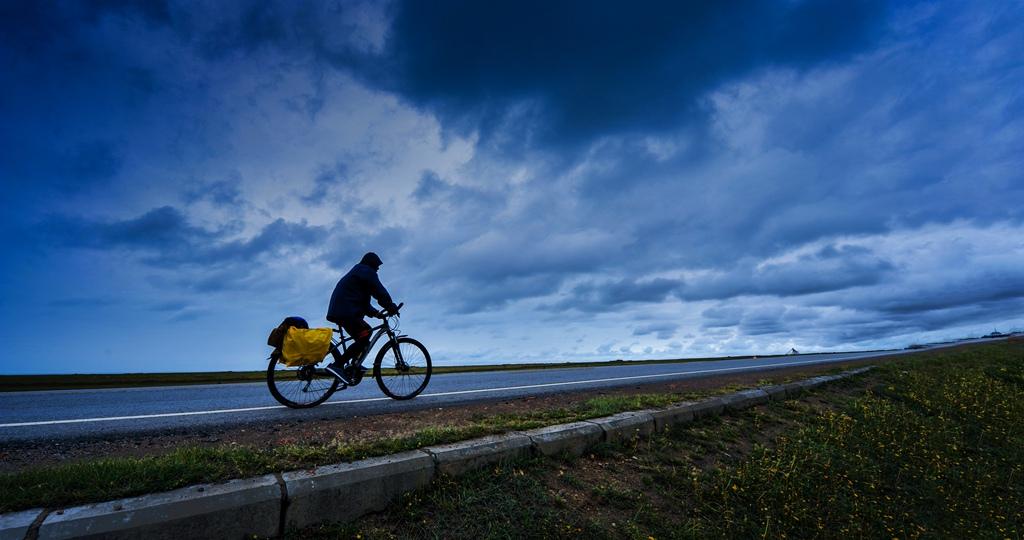 盛世太平2作品:青海湖