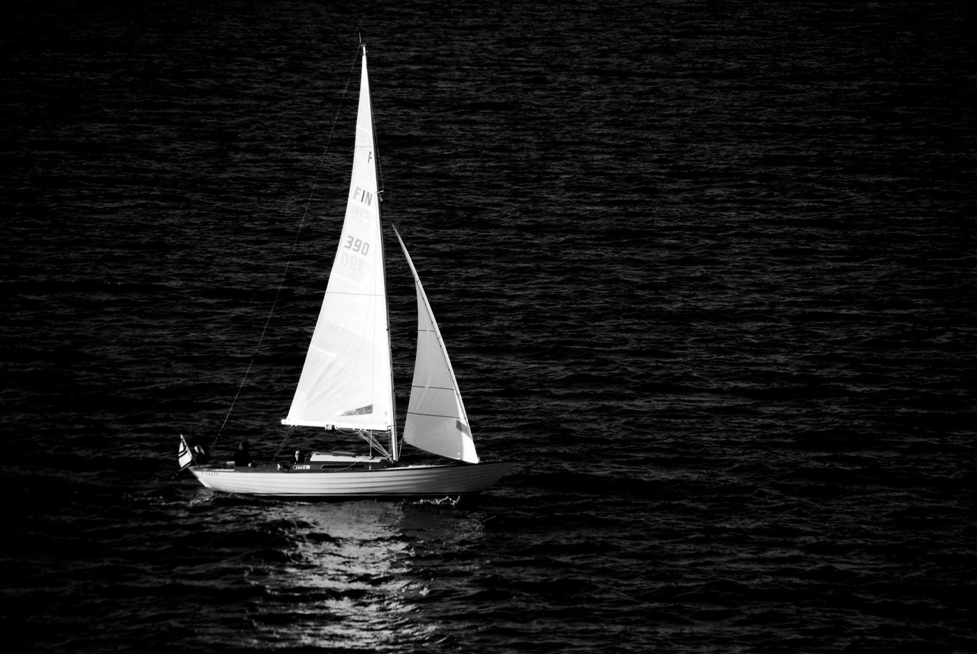 canoe53作品:帆