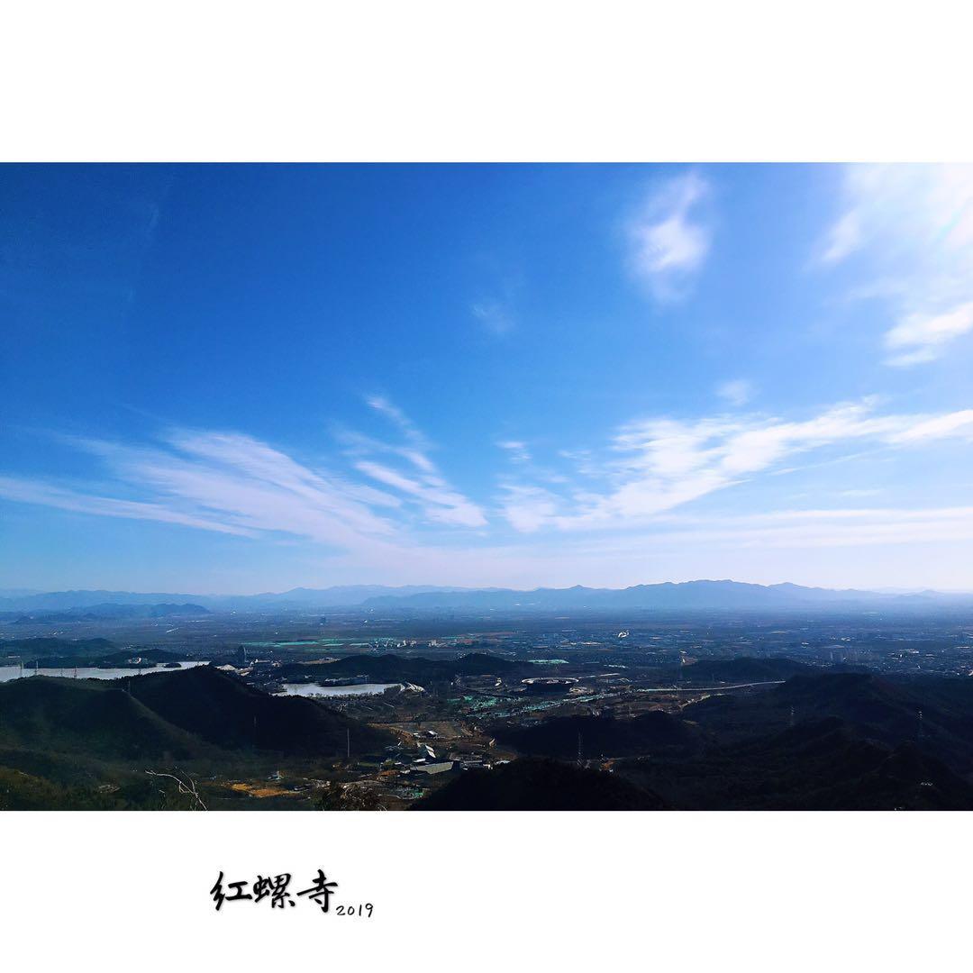 yibaoxiaowei作品:红螺寺