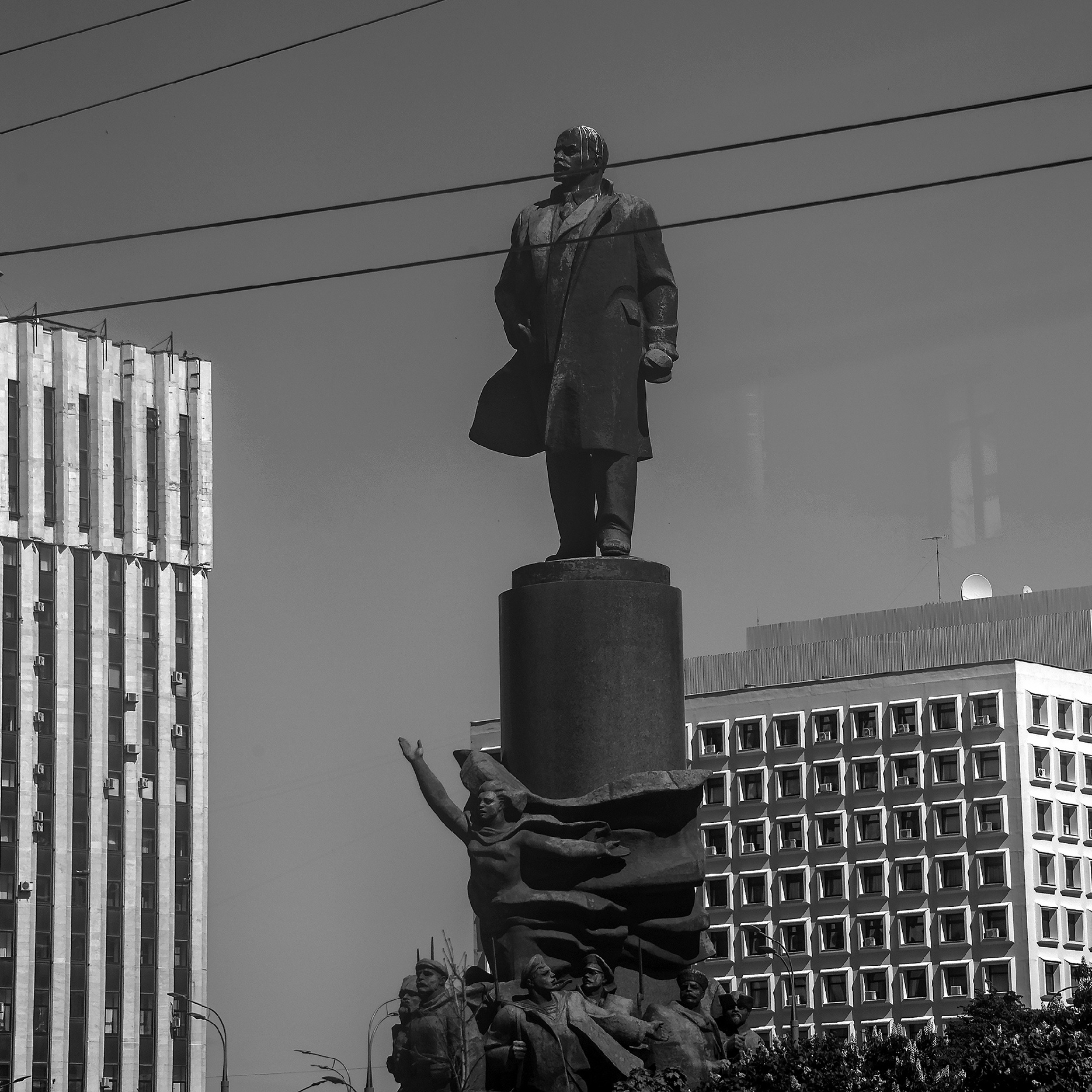 阿番作品:RUS  列宁