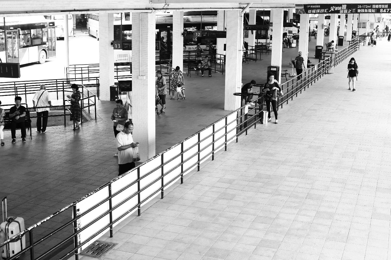 欢乐谷一号作品:车站