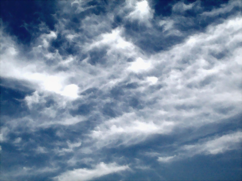 akaigo作品:天空