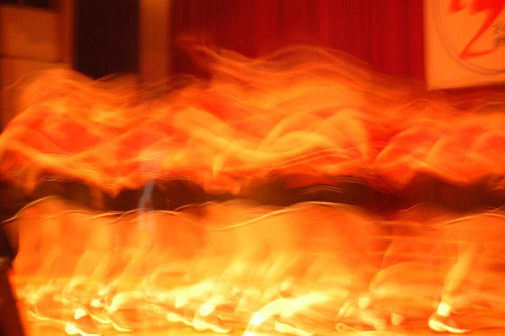 绿洲作品:生命之火