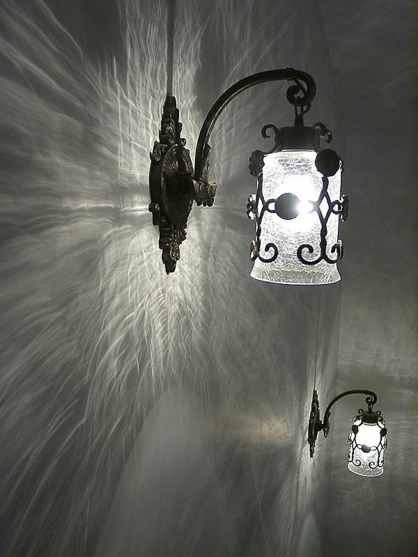 fh528作品:灯光