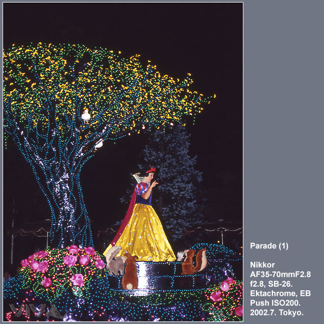 VIVA作品:Parade(1)