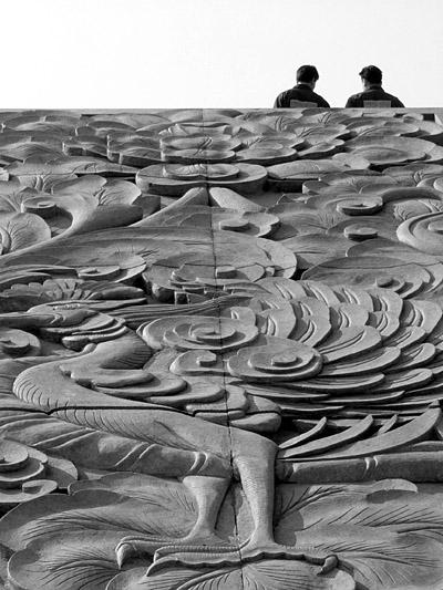 大卫独夫作品:摄影日记.离家3000米