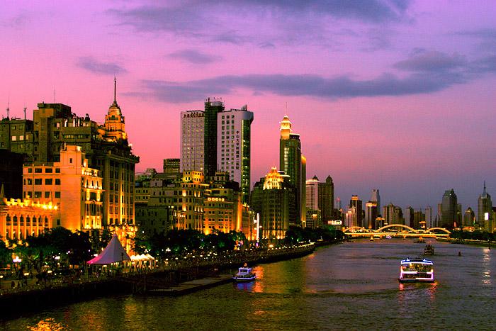 城市乡巴佬作品:夜色珠江