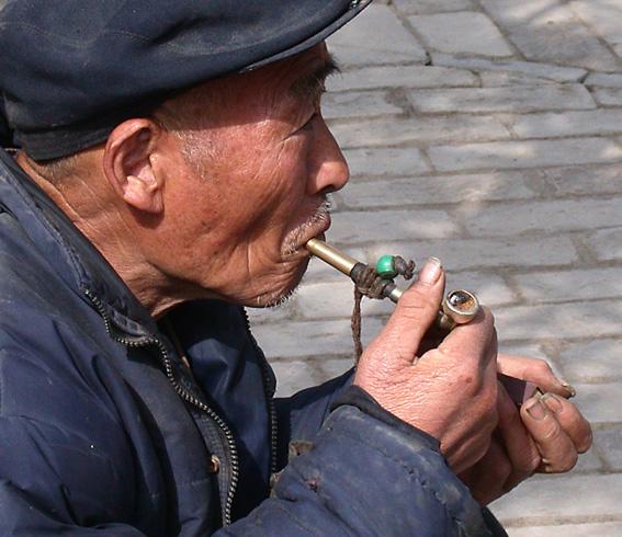 农村老年人头像照片