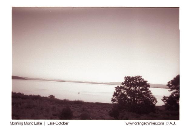 超人作品:Good Morning Mono Lake