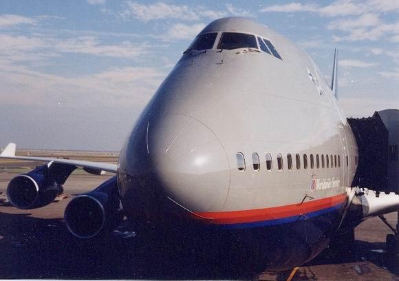 M8作品:波音747