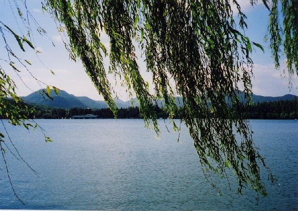 M8作品:西湖3
