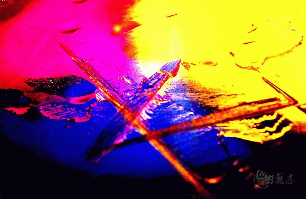 F80LY作品:瑰丽-冰之魂