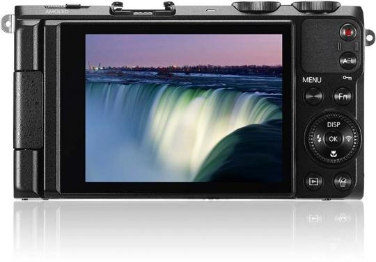 三星正式发布高端数码相机EX2F