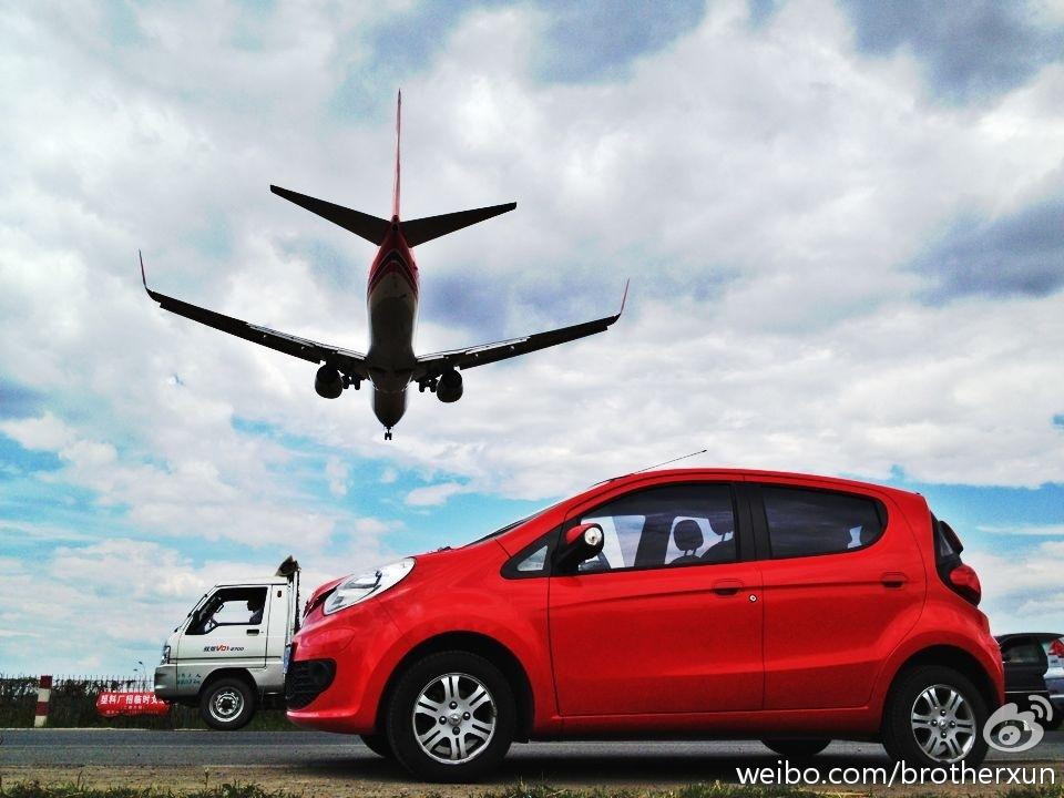 汽车 摄影 飞跃/飞跃