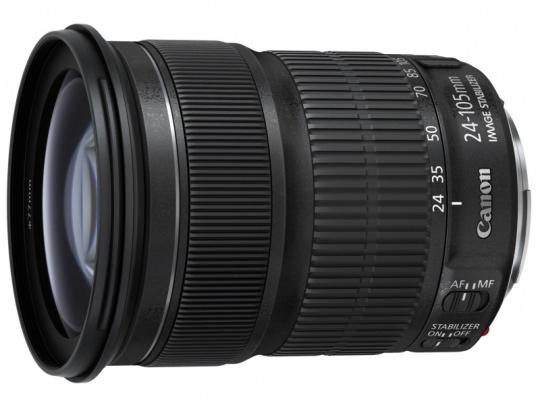 平民套头王 佳能EF 24-105mm f/3.5-5.6对比F4